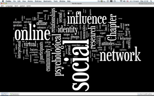 PhD chapter wordle: Introduction
